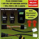 Hard Korr Lighting Plug & Play Dual Wiring Harness Kit 12V Or 24V   Led Trailer Lights Wiring Diagram Australia