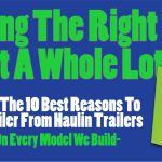 Haulin Trailers   A Superior Line Up Of Enclosed, Open, And   Quality Cargo Trailer Wiring Diagram