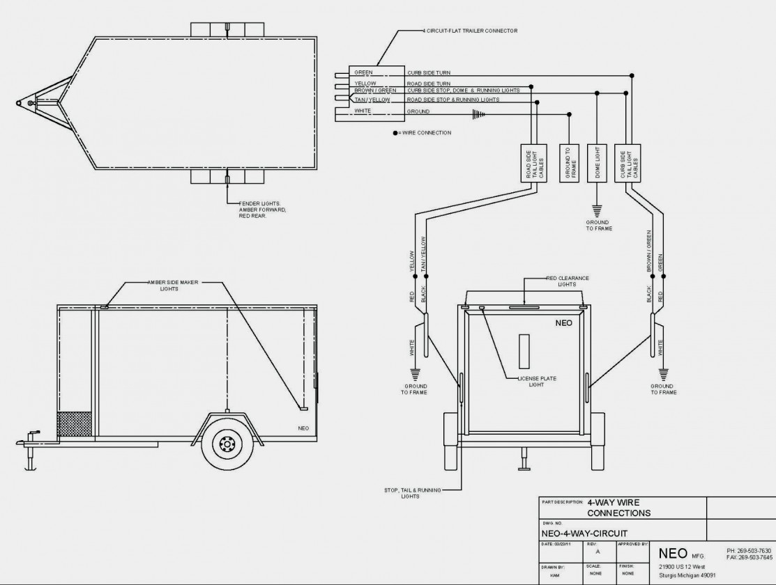 Hawke Dump Trailer Wiring Diagram | Wiring Diagram Library - Hawke Dump Trailer Wiring Diagram