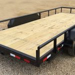 Heavy Duty Utility Trailer | U5 Channel Frame Utility Trailer   Lamar Trailer Wiring Diagram