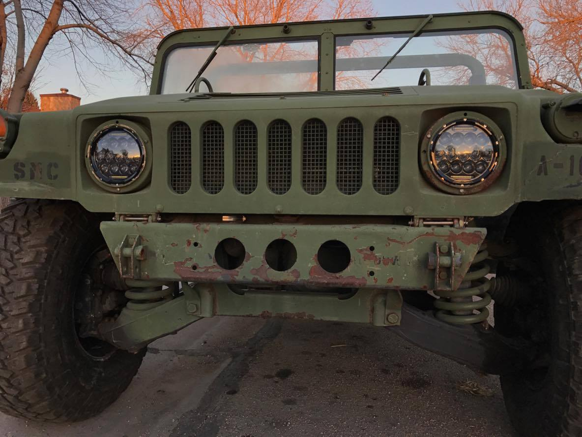 Hmmwv Upgrades: Easy Diy Modifications For Humvees And Military - Military Trailer Plug Wiring Diagram