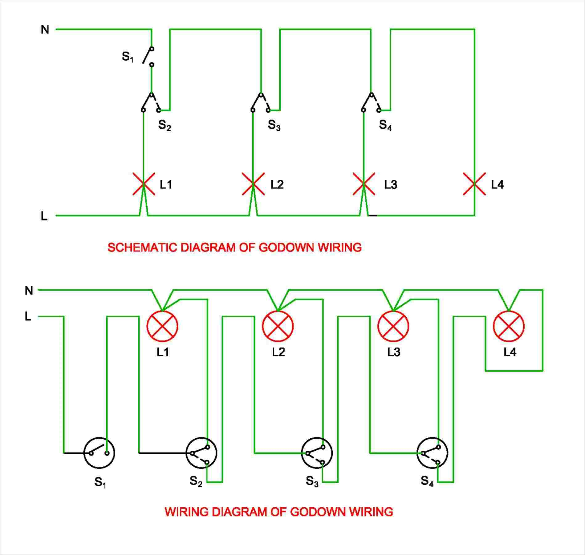 House Wiring Connection Diagram - All Wiring Diagram - Trailer Wiring Diagram In South Africa