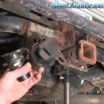 How To Install Replace 8 Pin Trailer Harness Connector Silverado   2003 Silverado Trailer Wiring Diagram