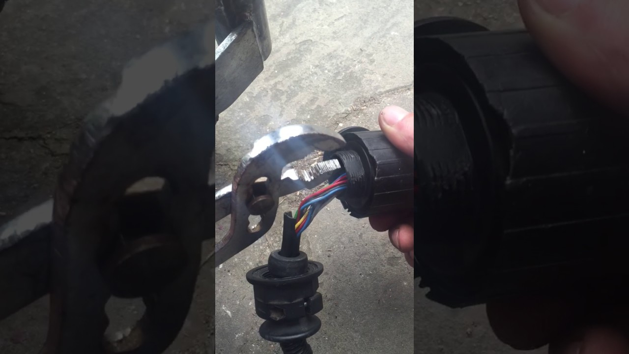 How To Open Up A 13 Pin Trailer Plug Socket And Repair (How Do I - Vw 13 Pin Trailer Plug Wiring Diagram