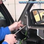 How To Replace Mirror 99 04 Chevy S10 Pickup   Youtube   99 Blazer Trailer Wiring Diagram