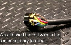 How To Wire A 7 Way Trailer Plug.. The Right Way – Youtube – 2 Horse Trailer Wiring Diagram