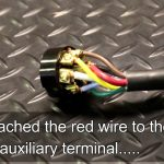How To Wire A 7 Way Trailer Plug.. The Right Way   Youtube   6 Pin Square Trailer Wiring Diagram