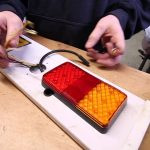 How To Wire Led Trailer Lights   Youtube   Led Trailer Lights Wiring Diagram