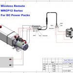 How To Wire Wireless Remote With Dump Trailer   Target Hydraulics   Dump Trailer Wireless Remote Wiring Diagram