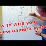 How To Wire Your Reverse Camera With A Switch – Youtube – Led Trailer Lights Wiring Diagram Australia