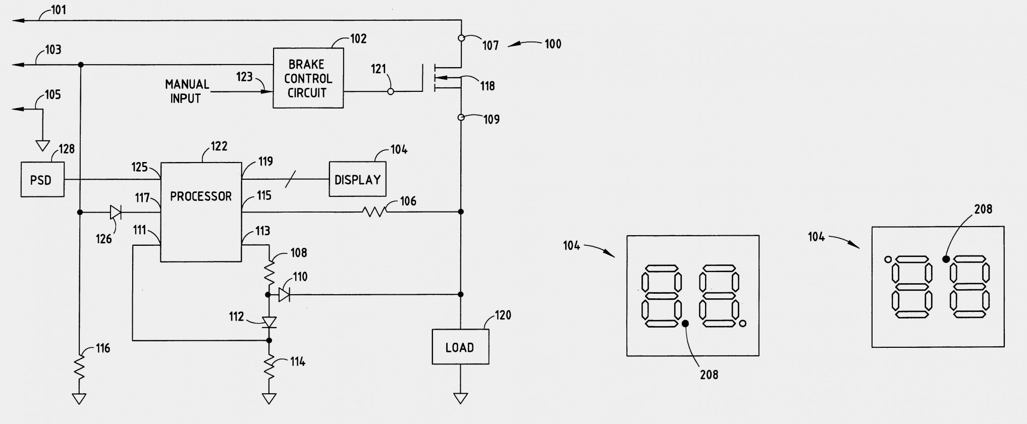 Images Voyager Trailer Brake Controller Wiring Diagram Electric - Voyager Trailer Brake Controller Wiring Diagram