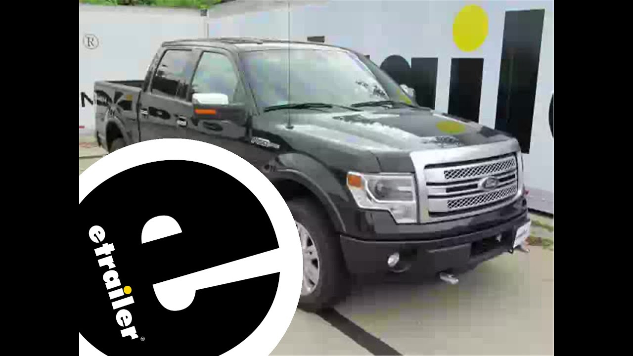 Install Hopkins Trailer Wiring 2014 Ford F150 Hm56000 - Etrailer - Hopkins Trailer Wiring Diagram
