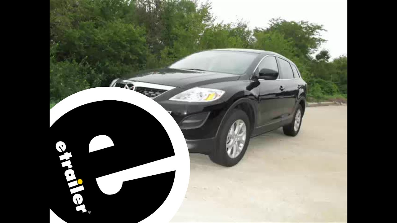 Install Trailer Wiring 2012 Mazda Cx 9 118520 - Etrailer - Youtube - Mazda Cx 9 Trailer Wiring Diagram