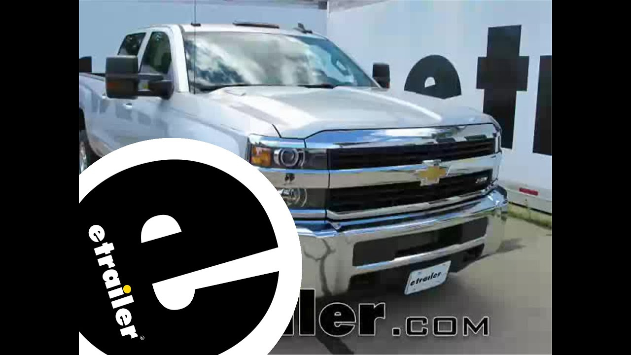 2015 Chevy 3500 Trailer Wiring Diagram