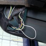 Installation Of A Trailer Wiring Harness On A 2001 Toyota Tacoma   99 4Runner Trailer Wiring Diagram