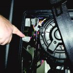 Installing A Trailer Wiring Kit On A Land Rover Lr4   Youtube   Land Rover Trailer Wiring Diagram
