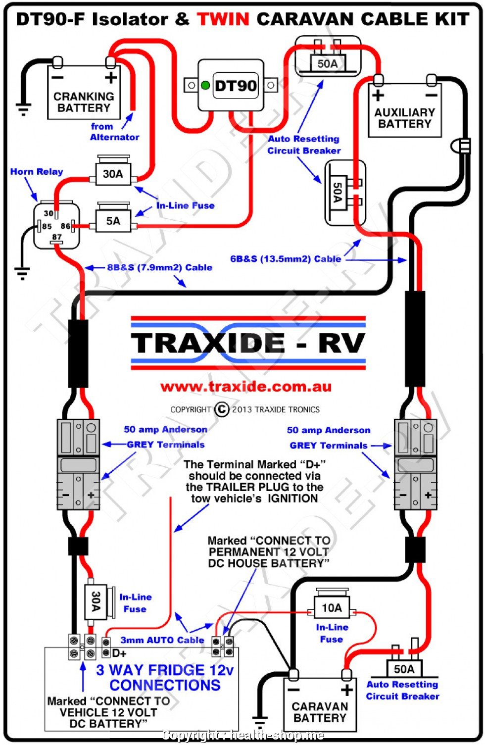 Jayco 7 Pin Trailer Plug Wiring Diagram - Wiring Diagram Write