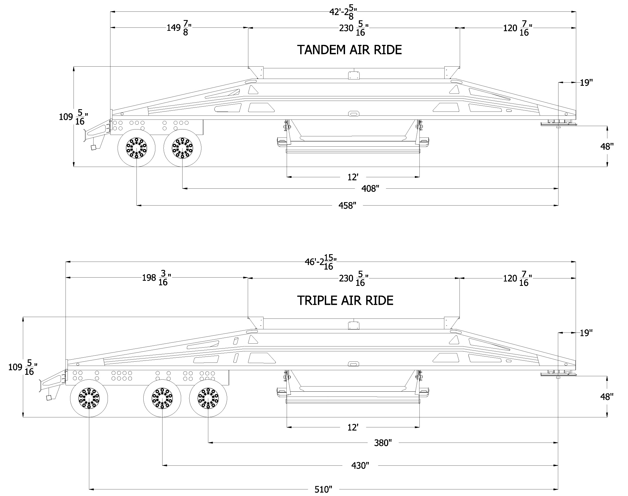 Itm Trailer Manufacturing Equipment - Belly Dump Trailer Wiring Diagram