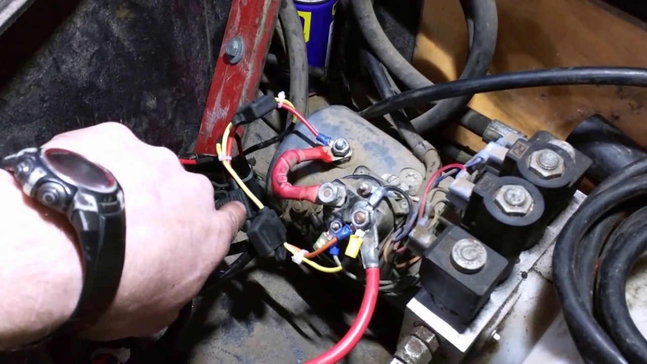 Keep Your Dump Trailer Dumping- It Works, It's Simple And It's Cheap - Wiring Diagram For Dump Trailer