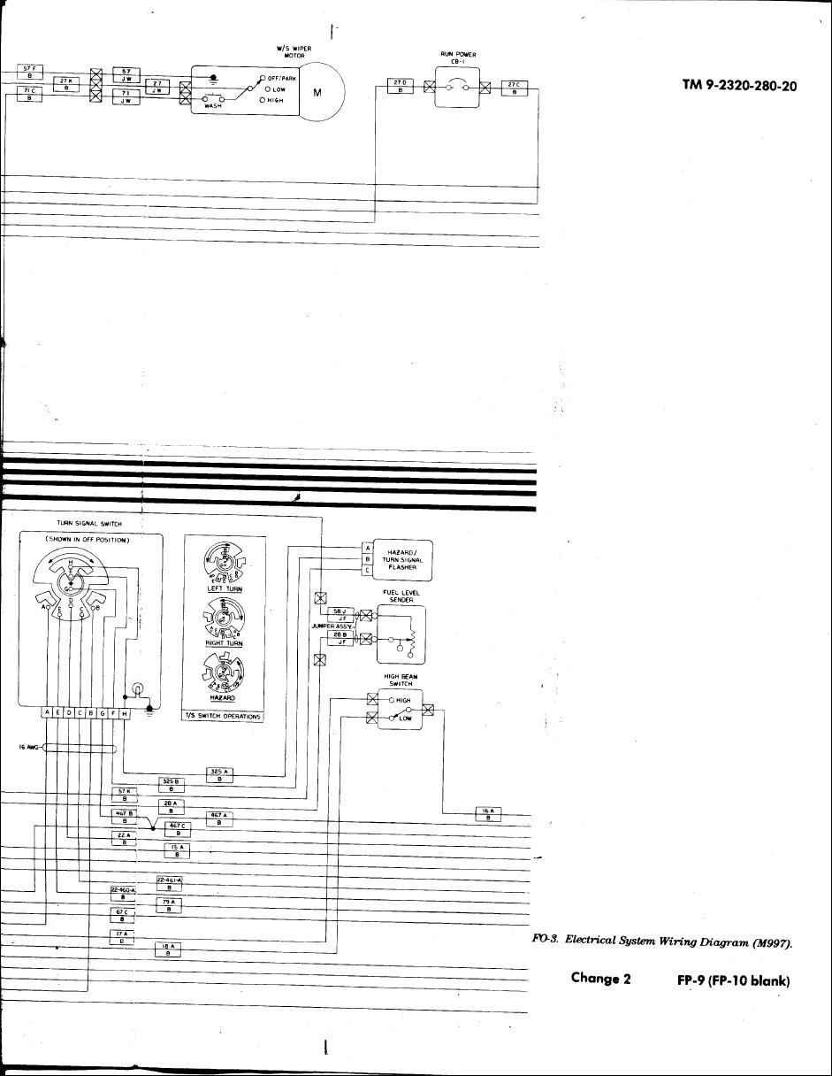 Knowledge Base - Electrical - Military Trailer Wiring Diagram