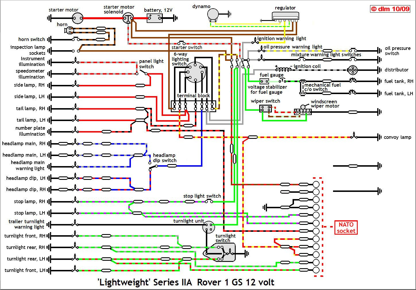 Land Rover Discovery 2 Radio Wiring Diagram | Wiring Library - Discovery 2 Trailer Wiring Diagram