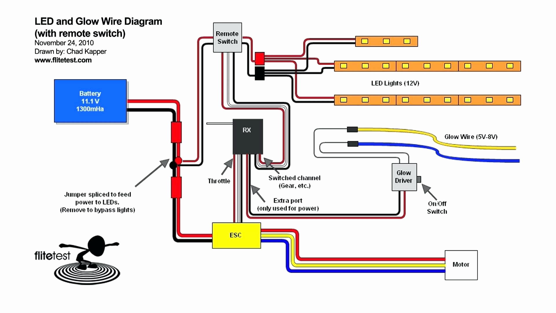 Led Light 12V 3 Wire Wiring Diagram | Wiring Diagram - Led Wiring Diagram For Trailer Lights