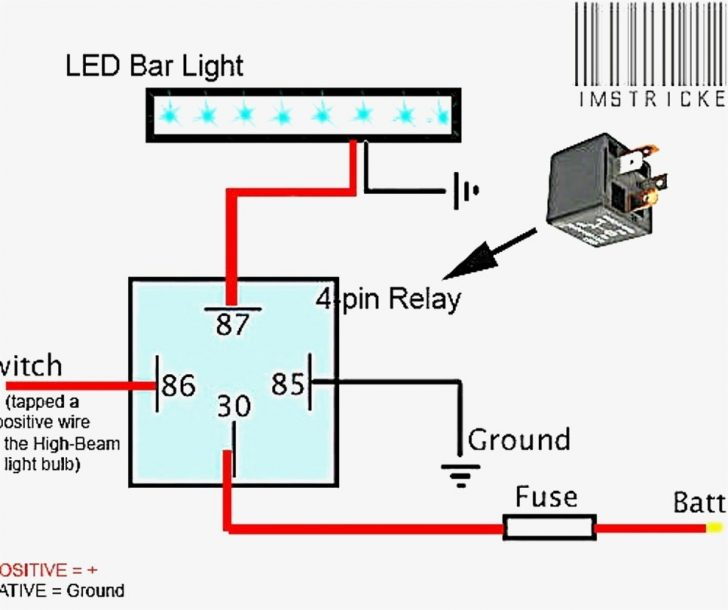 Trailer Led Light Wiring Diagram