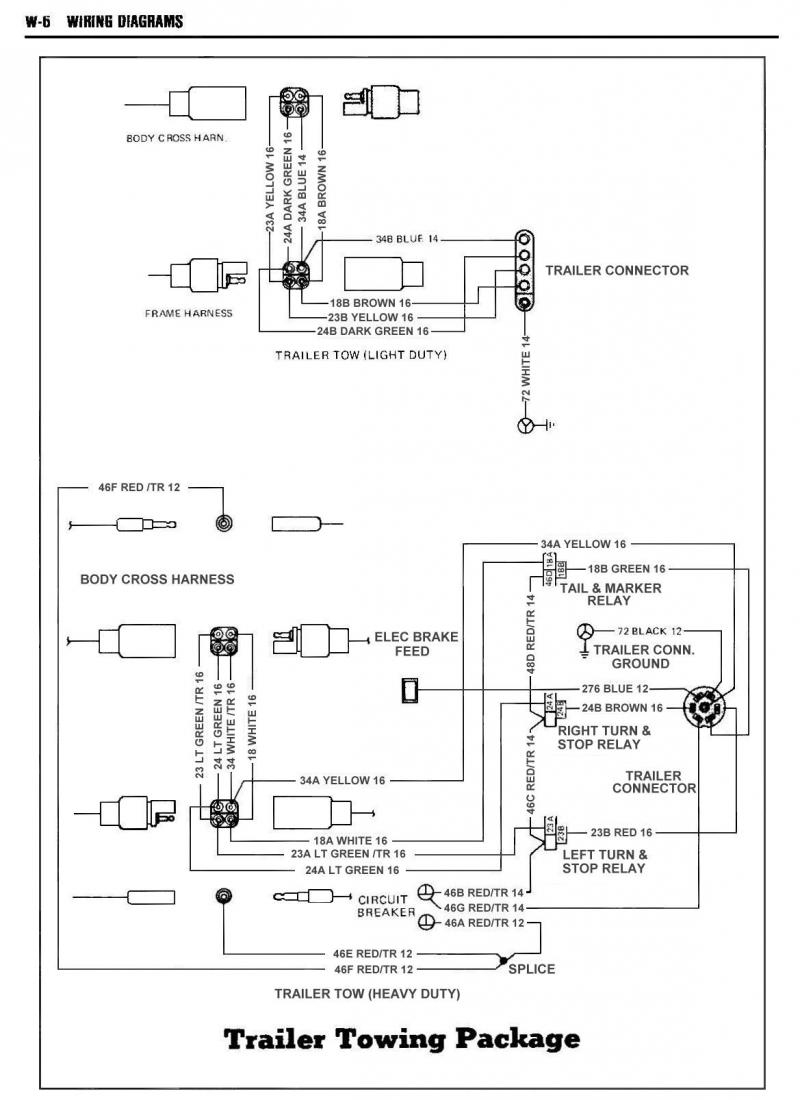 Limited Jeep Cherokee Trailer Wiring Diagram 13388 Xj 5 - Jeep Cherokee Trailer Wiring Diagram