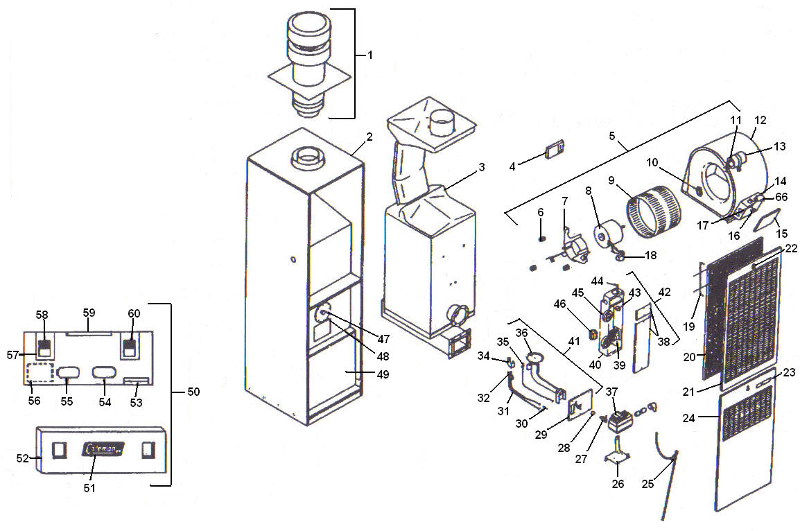 Mobile Home Furnace Wiring Diagram Modle 7680 - Data Wiring Diagram - Trailer House Wiring Diagram