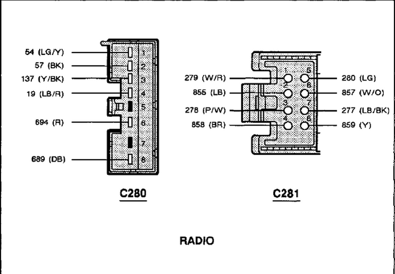 Mustang Radio Wiring Diagram On Western Star Radio Wiring Diagram - Oasis Trailer Wiring Diagram