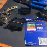 Narva Trailer Wiring Repair   What's Up Downunder   Narva 7 Pin Trailer Plug Wiring Diagram