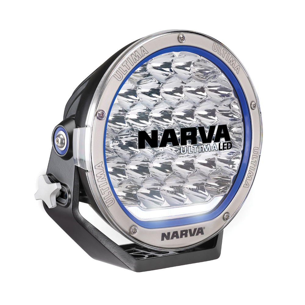Narva | Ultima 215 L.e.d Driving Light - Led Trailer Lights Wiring Diagram Australia