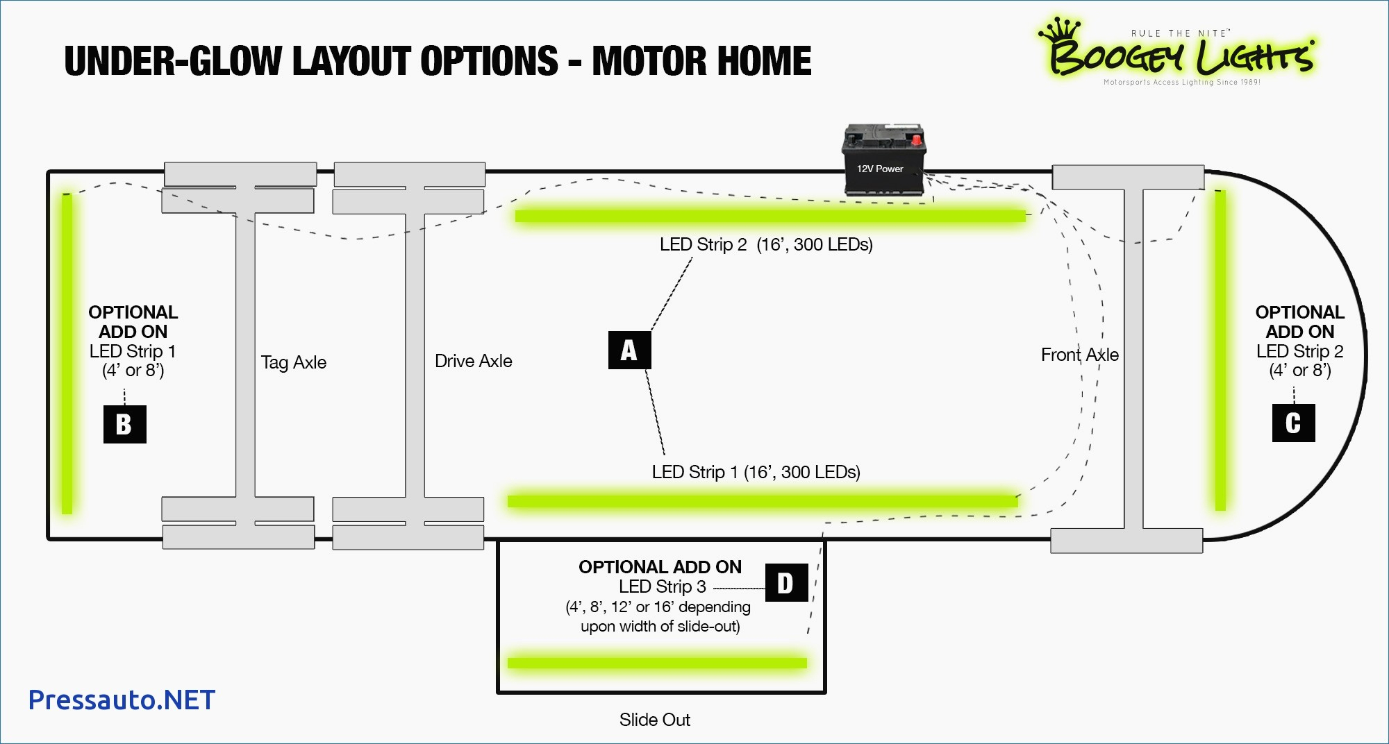 New Car Wiring Diagram Led | Wiring Library - Led Wiring Diagram For Trailer Lights