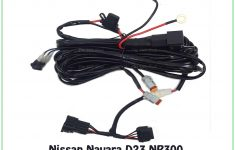 Incredible Nissan Navara D23 Np300 Smart Wiring Loom Harness Dual Output Wiring Cloud Strefoxcilixyz