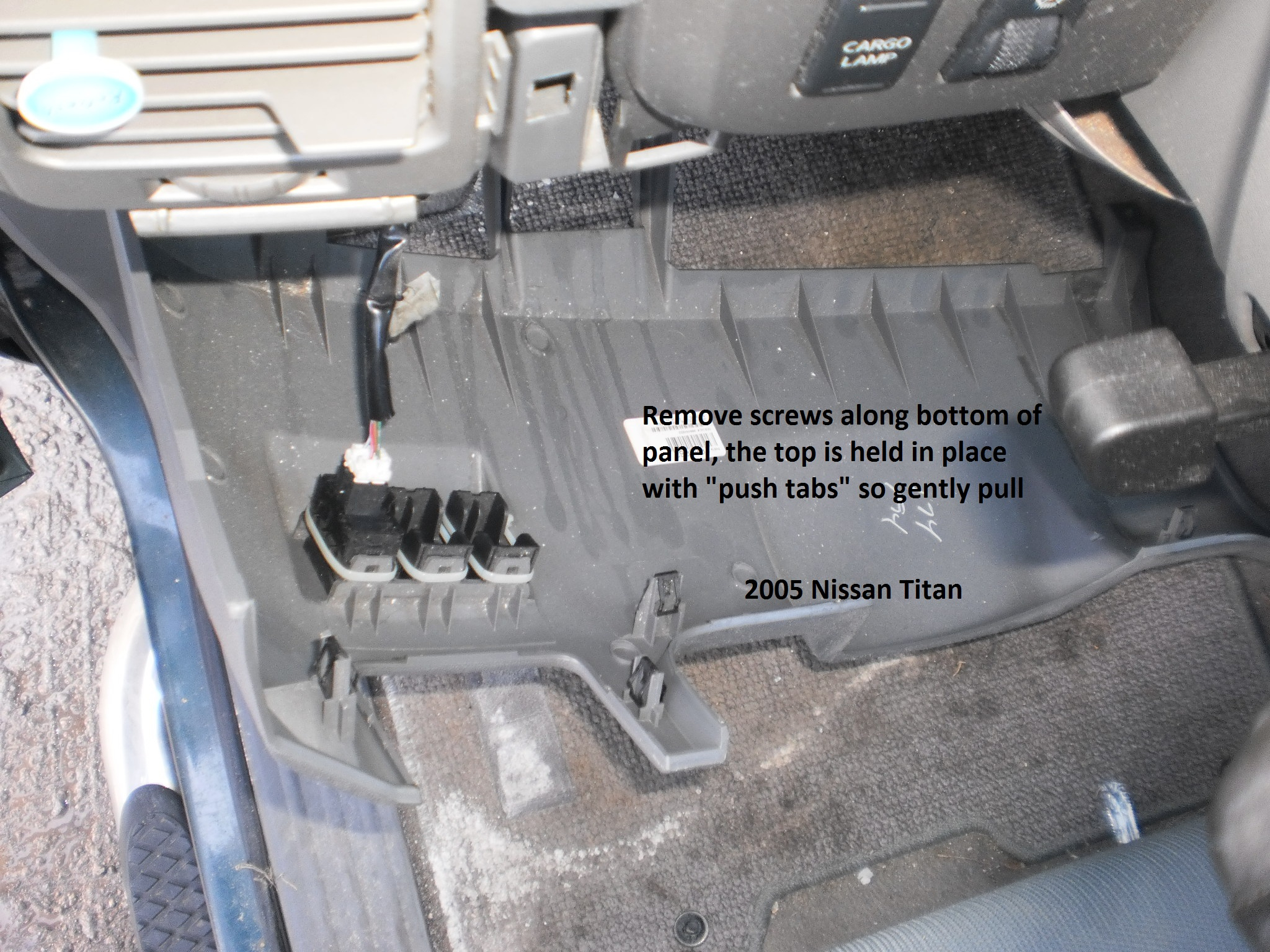 Nissan Titan Brake Controller Installation Instructions - Trailer With Brakes Wiring Diagram