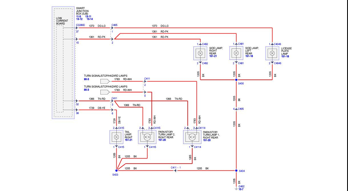 Trailer Light Wiring Diagram Uk