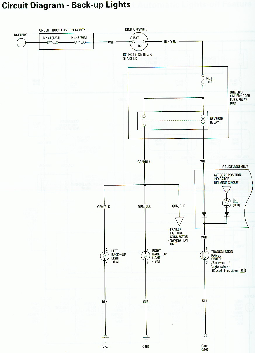 Odyssey Fog Light Wiring Diagram - Wiring Diagram Name - Trailer Lighting Board Wiring Diagram