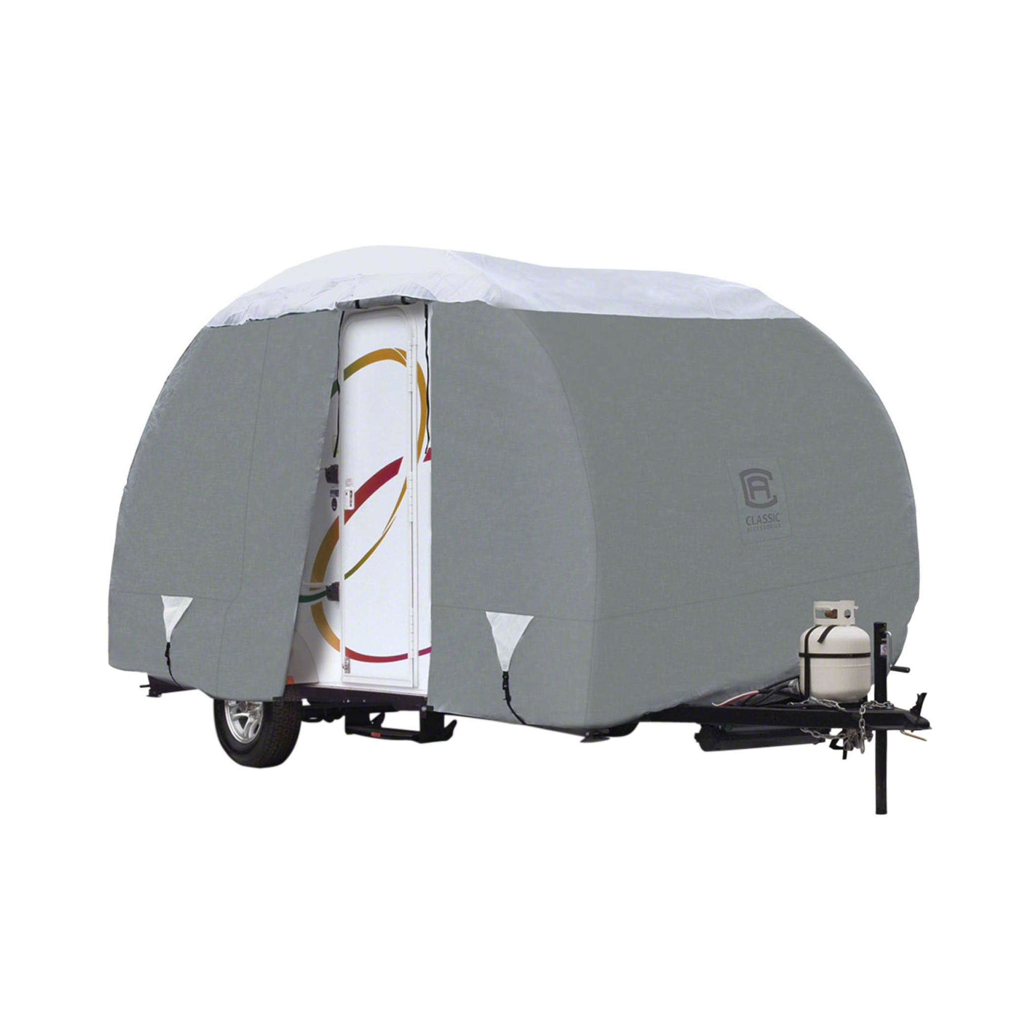 Overdrive Polypro 3 R-Pod Trailer Cover - 18' - Classic Accessories - R Pod Trailer Wiring Diagram