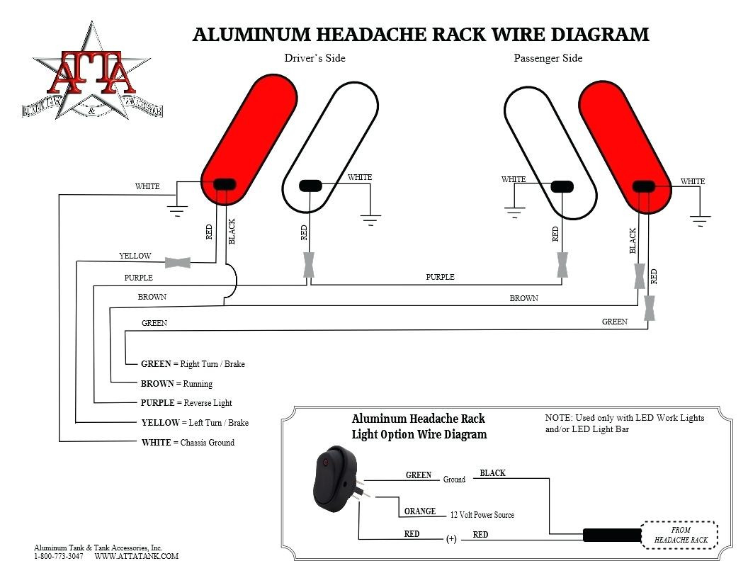 Peterson 7 Way Wiring Diagram | Wiring Diagram - Peterson Trailer Lights Wiring Diagram