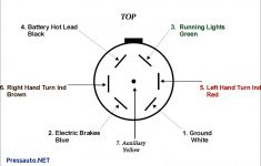 Phillips 7 Way Trailer Plug Wiring Diagram – Wiring Diagram Data – Wiring Diagram For A Trailer Plug