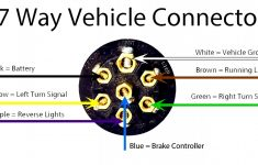 4 Way To 7 Way Trailer Wiring Diagram