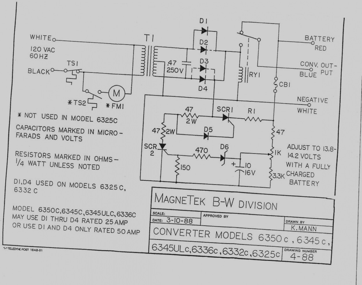 4 Blade Trailer Plug Wiring Diagram
