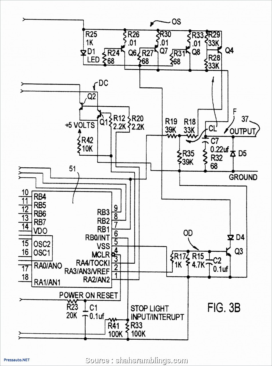 Wiring    Diagram    For    Trailer       Brake       Controller         Trailer