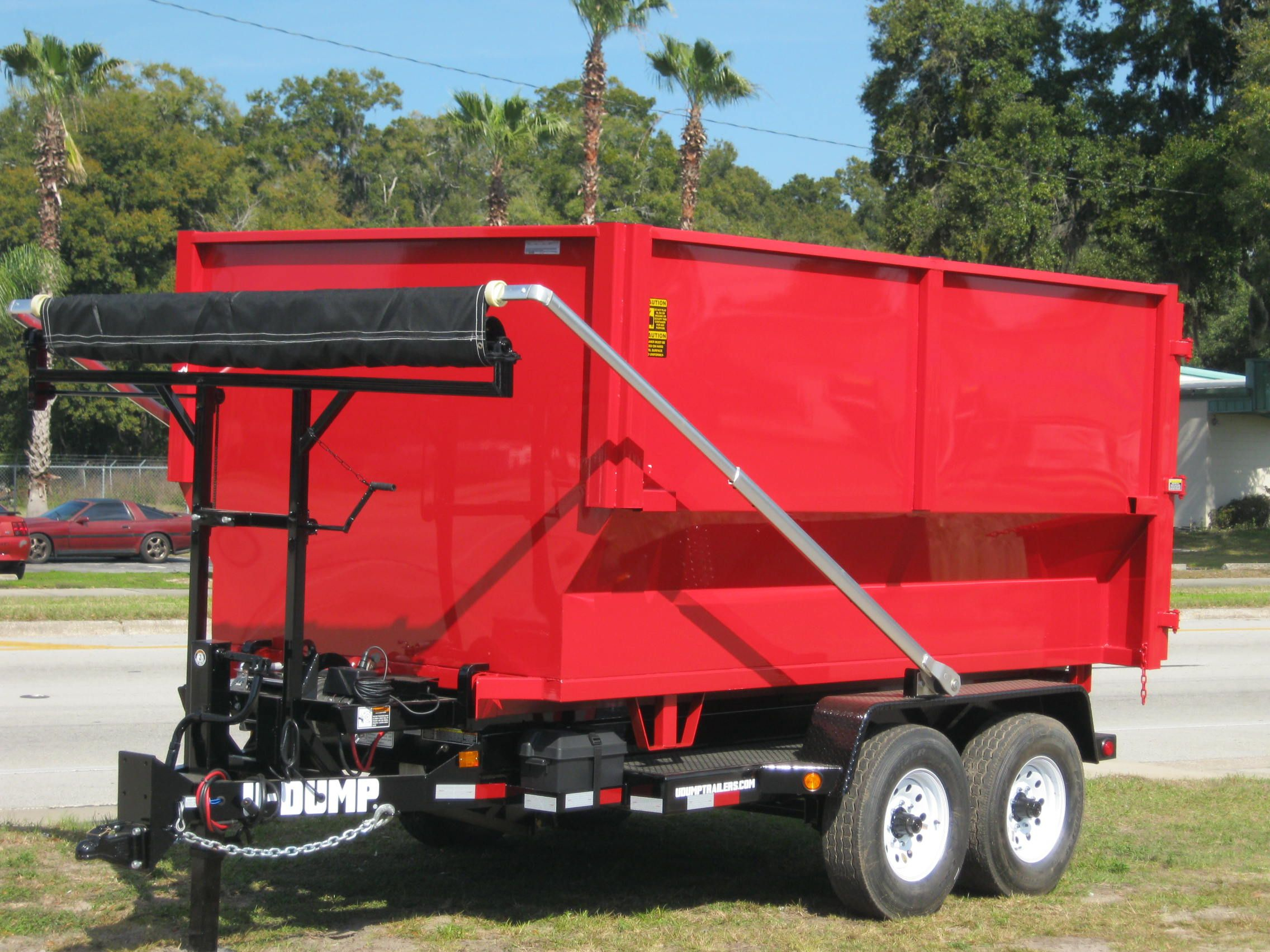 Roll Off Dump Trailers Wiring Diagram For Texas Pride | Manual E-Books - Texas Pride Trailer Wiring Diagram
