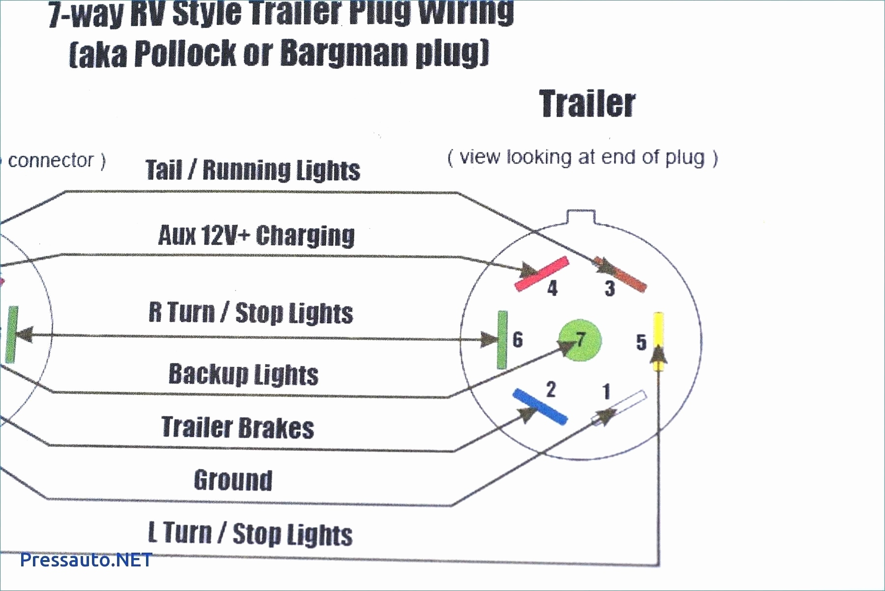 Basic Boat Trailer Wiring Diagram