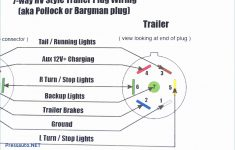 Wiring Diagram For A Boat Trailer