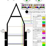 Seven Pin Wiring Diagram Tractor | Wiring Library   Trailer Wiring Diagram 5 Pin Round