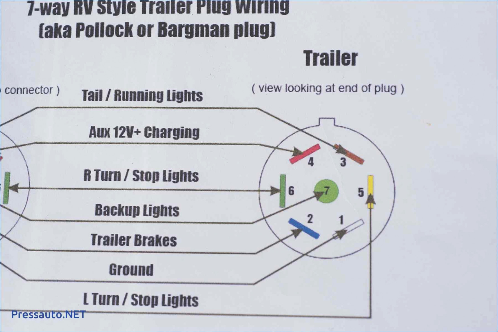 Shorelander Boat Trailer Wiring Harness | Manual E-Books - Wiring Diagram For Boat Trailer Lights