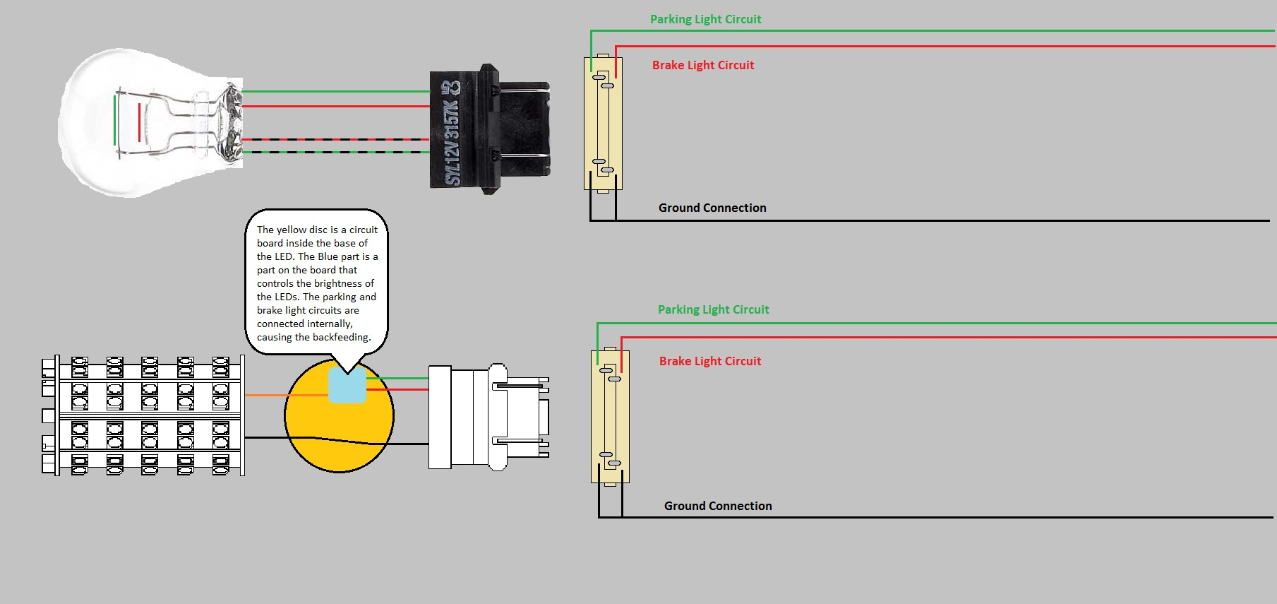 Stop Light Wiring Diagram Test | Wiring Library - Trailer Light Tester Wiring Diagram