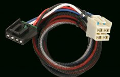 Tekonsha – Trailer Brake Control Harness – Trailer Wiring Diagram With Brakes